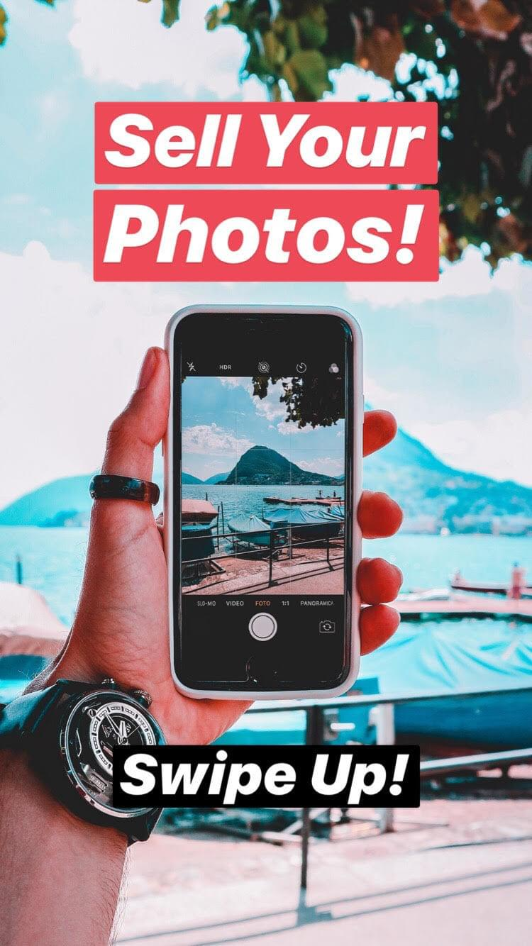Sell Your Photos